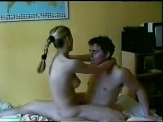 Young adolescent experimenting and masturbations