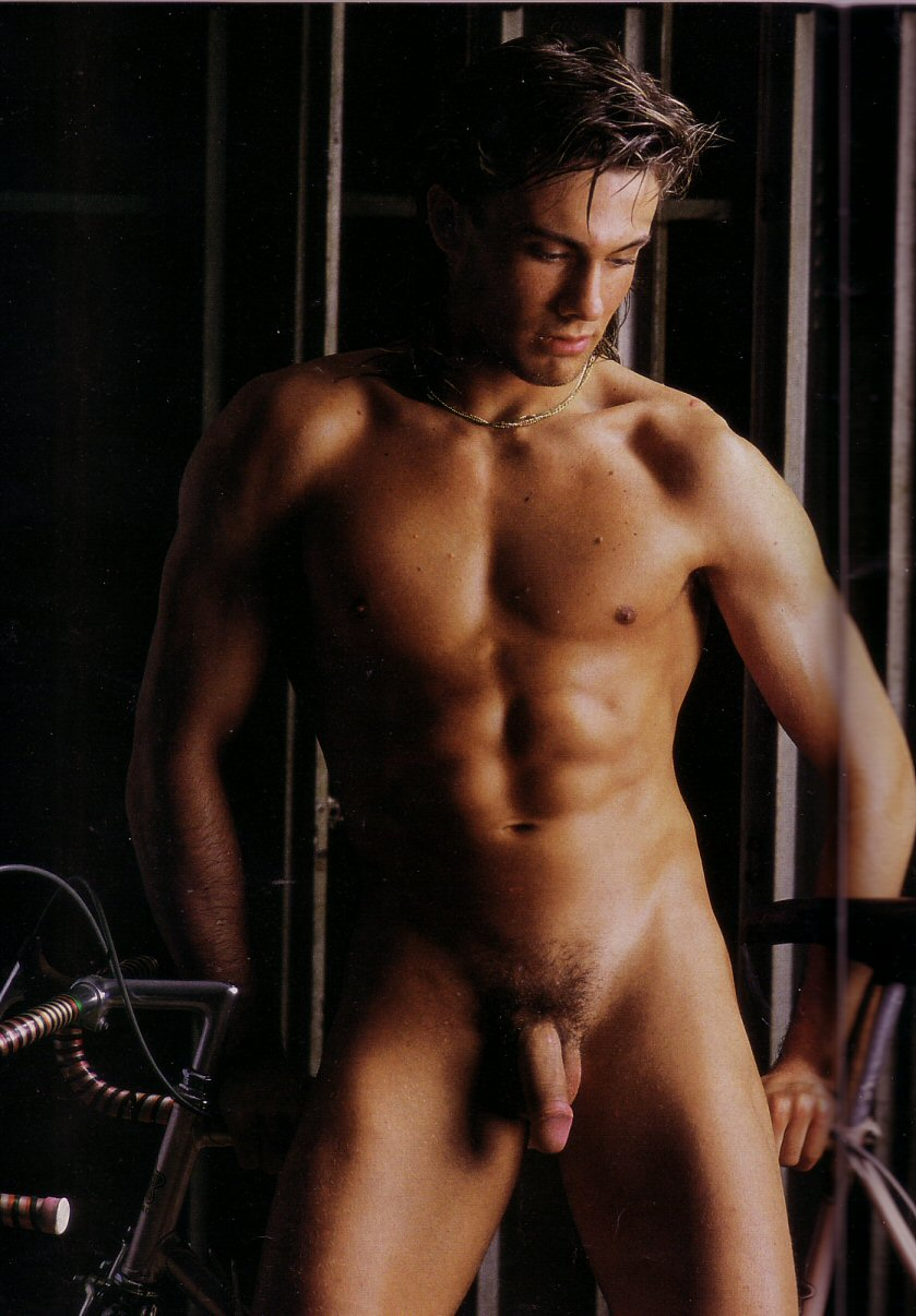 Nude photos of male models